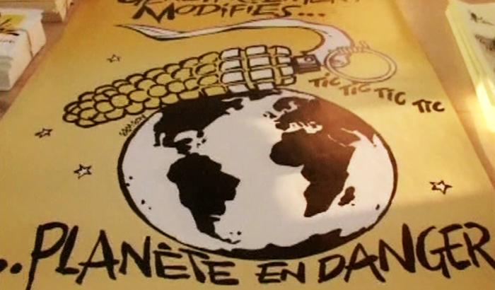 2008年上映『遺伝子組み換えNON!~フランスからのメッセージ~』
